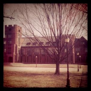 William Smith Morton Library - Union Presbyterian Seminary - Richmond